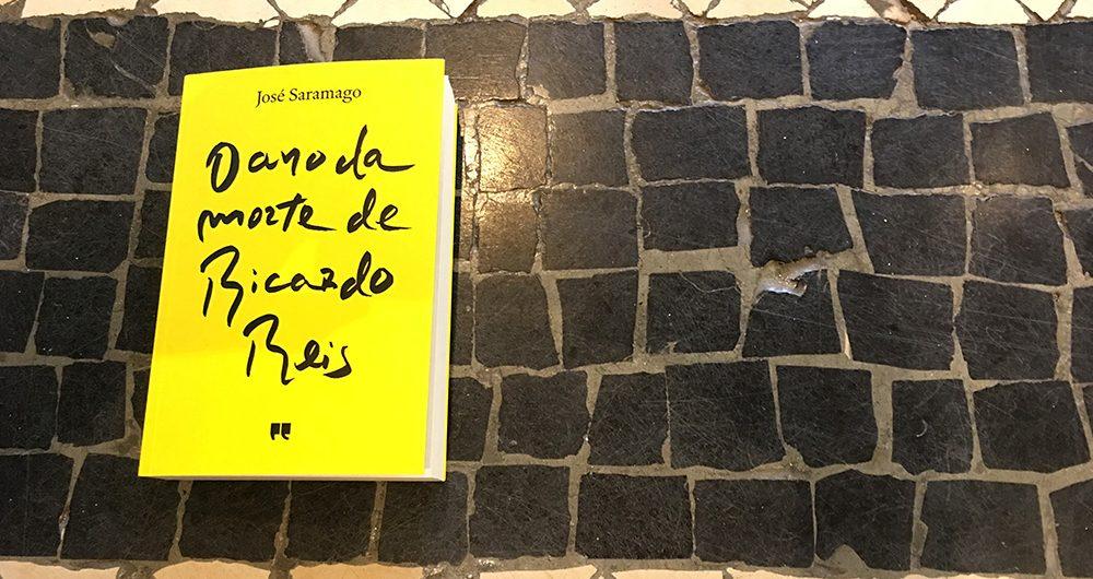 O ano da morte de Ricardo Reis, de José Saramago – contraCenas